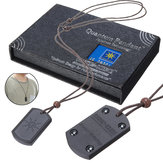 Necklace Quantum Pendant Chain Scalar Energy Negative Ion Protection Card Kit