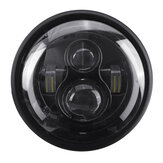 7inch 60W H4 H13 Motorcycle LED Headlight High Low Beam DRL Daytime Running Light