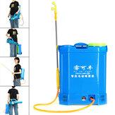 Agricultural Electric Fogger Sprayer Backpack 12V Rechargeable Battery