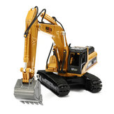 1:50 Alloy Excavator Toys Engineering Vehicle Diecast Model Metal Castings Voertuigen