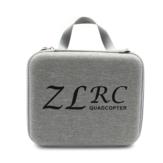 ZLRC SG107 Quadricóptero RC Peças sobressalentes bolsa portátil à prova d'água compatível com ZLRC SG706 Quadricóptero RC