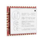 SX1276ワイヤレスLoRaモジュールRHF76-052 LoRaWANノードモジュール統合STM32低電力433/470/868 / 915MHz