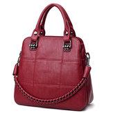 Large Capacity Women Crossbody Shoulder Bag Fashion Håndtaske