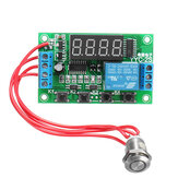 External Trigger Delay Switch Touch Button Relay Signal Timer Module Board