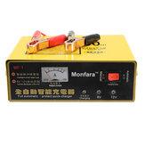 6V / 12V 140W 80AH Полностью автоматическая защита быстрого зарядного устройства Smart Intelligent Pulse Repair Тип