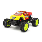 HSP941861/162.4G4WDElectric Power Rc Auto Kidking Rc380 Motor Off-road Monster Truck RTR Toy