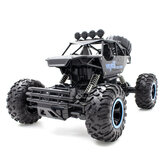 Flytec 8860 1/12 2.4G 4CH Carrozzeria in lega luce a led RC Car Crawler Off-Road Truck RTR Model