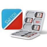 Портативный Ugreen LP398 с 24 переключателями для игровых карт / слотами для карт TF, ударопрочный жесткий ящик для хранения аксессуаров для перек