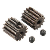 HBX 12891 1/12 Motor Pinion Gears 13T + Set Screws 3*3mm(2P)-Brushed 12060