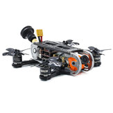 Geprc GEP-CX Cygnet 115 mm 2 Inch RC FPV Racing Drone stabiel F4 20A 48CH RunCam Split Mini 2 1080P HD