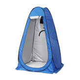 Automatic Shower Tent 1 Person Toilet Dressing Room Beach Camping Tent Sunshade Canopy Outdoor Travel