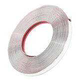 20mm x 15m Universal Auto Chrome Styling Car Modanatura Trim Strip