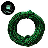 50FT 2.5MM Camping Tent Reflective Rope Windproof String Cord Clothes Line