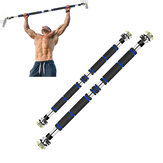 KALOAD Door Workout Chin Pull Up Horizontal Bars Training Sport Gym Exercise Tools With Lock Buckle