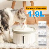 Bakeey Automatyczny dozownik wody Ciche karmienie wodą Automatyczny obieg wody dla zwierząt domowych