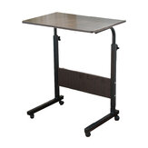 Adjustable Laptop Table Removable Notebook Desk Portable Trolley Sofa Bed Tray Computer Shelf Base
