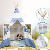 Tenda Triangle Kids Lona Dormir Dome Play-Tent Teepee House Wigwam Room