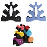 PVC kleine halters rekbeugelhouder voor huishoudelijke fitness Home Dames Heren Bodybuilding Oefenapparatuur