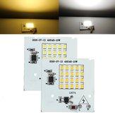 10W SMD2835 ao ar livre Inteligente IC LED Lâmpadas COB Chip Talão Lâmpada de luz de inundação 220V
