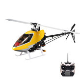 JCZK 450 DFC 6CH 3D Flying Flybarless RC Helicopter RTF