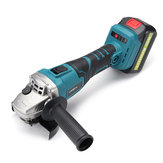 98tv 19800mA Electric Angle Grinder Cordless Polisher Polishing Machine Cutting Tool