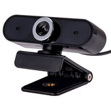 GL68 HD Webcam Video Chat Recording USB Camera Web Camera With HD Mic for Computer Desktop Laptop Online Course Studying Video Conference Webcams