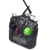 1 Par de Caso Protector de Varilla de Control de Transmisor PLA de Impresora 3D Para Futaba JR Radioli<x>nk Flysky