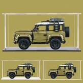 DIY Acrylic Display Case For Land Rover Defender Bricks For LEGO 42110 Technic