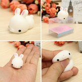 Bunny Rabbit Squishy Squeeze Leuk Healing Toy Kawaii Collection Stress Reliever Cadeau Decor