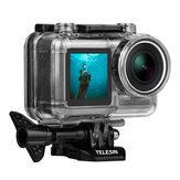 Telesin OS-WTP-002 40 M À Prova D 'Água de Mergulho Subaquático De Proteção Caso Shell para DJI OSMO Action Sports Camera