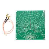 2pcs kit de demonstração rf placa de demonstração rf placa de desenvolvimento placa de calibração placa de teste