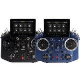 FrSky Tandem X20 Hall Sensor Gimbals integrados 900M / 2.4G Módulo RF interno de banda dupla Mode2 Transmissor ETHOS Touch-Screen PARA Sistema de treinamento sem fio para drone RC