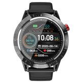 LOKMAT COMMET Hartslagmeter Gezondheid voor vrouwen Muziekbediening Wekker 10 Sportmodi IP68 Waterdicht Smart Watch