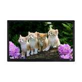 PORPOISE DPF-1560 15.6 Inch 1080P HD Digital Photo Picture Frame Portable Monitor Screen Movie Player
