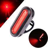 XANES TL23 COB Tail Light Warning LED USB Bike Motorcycle E-bike Bike Bicycle Cycling Taillig