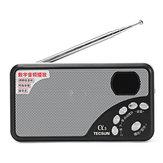 Tecsun A3 Digital FM Radio ricevitore Supporto TF Card