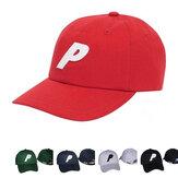 البرية حرف P في الهواء الطلق ظلة قبعة بيسبول