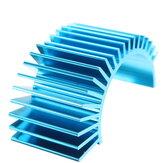 HSP dissipatore di calore per il motore 540 550 3650 3670 36 serie parte rc auto motore blu viola