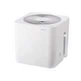 MISOU MS4601 Umidificador de evaporação Sem névoa Baixo ruído 5L Capacidade para Xiaomi Purificador de ar 2/2S / 3H / 3C Sem névoa branca Taxa bacteriostática de 99,9%