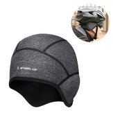 Wheel Up Outdoor Sports Bike Fleece Hat Winter Cycling Snow Warm Windproof Fleece Thermal Riding Hat