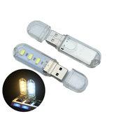 U163xLED120LumenUSB aufladbare tragbare USB EDC LED Taschenlampe Arbeitslicht