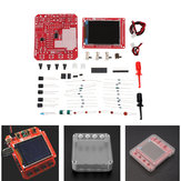Original JYETech 13805K DSO138mini DIY Digital Oscilloscope Kit SMD Pre-soldered 200KHz 3.5V-6V DC With Case