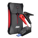 iMars Portable Car Jump Starter 1000A 13800mAh Powerbank Noodbatterij Booster Waterdicht met LED-zaklamp USB-poort