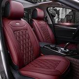 Coprisedile per auto in ecopelle in pelle PU misura universale per la maggior parte dei SUV