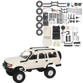 WPL CB05S-1 LC80 1/16 4WD OFF Road RC Car Kit Vehicle Models