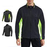 OUTTO hiver cyclisme vestes chaud vtt Jersey vélo thermique polaire manteaux coupe-vent coupe-vent vélo vêtements de sport de plein air vêtements