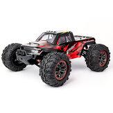 XLF X04 1/10 2.4G 4WD Borstelloze RC-auto Hoge snelheid 60 km / u Voertuigmodellen Speelgoed