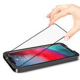 Bakeey para iPhone 12 Series Protetor de Tela de Vidro Temperado Instalação Auxiliar Estrutura de Posicionamento