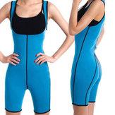 BayanShapewearTamVücutTerŞekillendirici Fitnes Gym Spor Zayıflama Fit Sauna Takım Elbise Yelek
