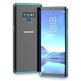 Bakeey Plating Clear Transparent Soft TPU Protective Case For Samsung Galaxy Note 9